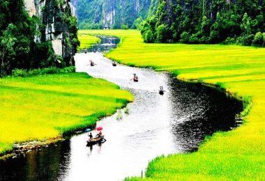 Ninh Binh Tam Coc