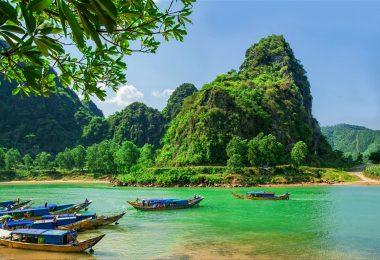 Phong Nha Boat Trip