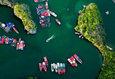 Lan Ha Bay Fishing Village