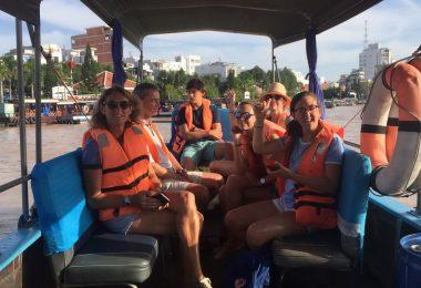 Mekong Boat Trip