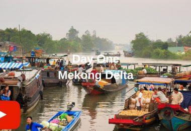 Mekong River Delta Video