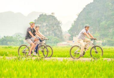Ninh Binh Biking Trip