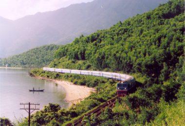 Train to Quang Binh