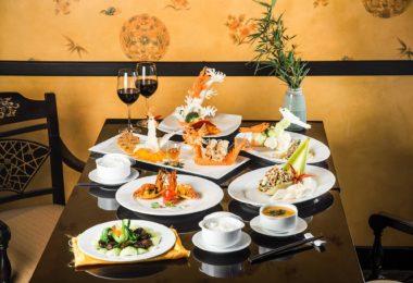 Food in Hue Imperial City