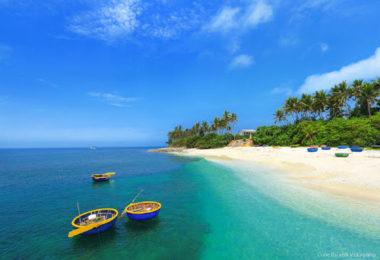Ly Son island beach