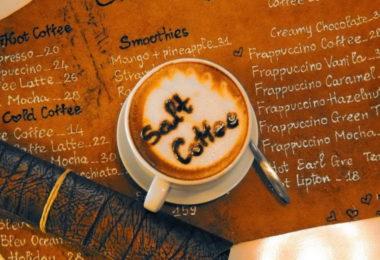 Salt Coffee in Hue