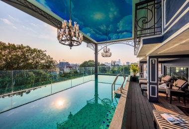 Aira Hotel in Hanoi Swimming Pool