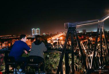 La Siesta Hotel in Hanoi Top Bar